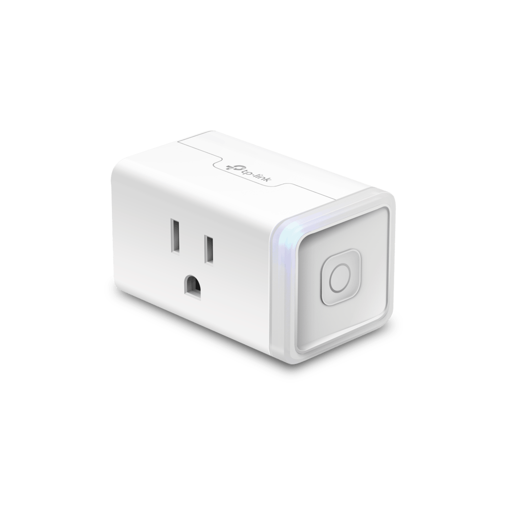 Kasa Smart Wi-Fi Plug Mini